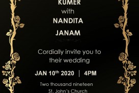 002 Stirring Free Download Invitation Card Template Photo  Wedding Design Software For Pc Psd