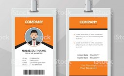 002 Stirring Id Card Template Word High Resolution  Microsoft Vertical Printable