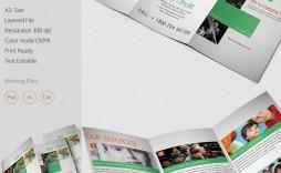 002 Stirring Indesign Trifold Brochure Template Photo  Templates Adobe Tri Fold Bi Free Download