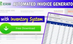 002 Stirring Inventory Control Excel Template Free Download Image
