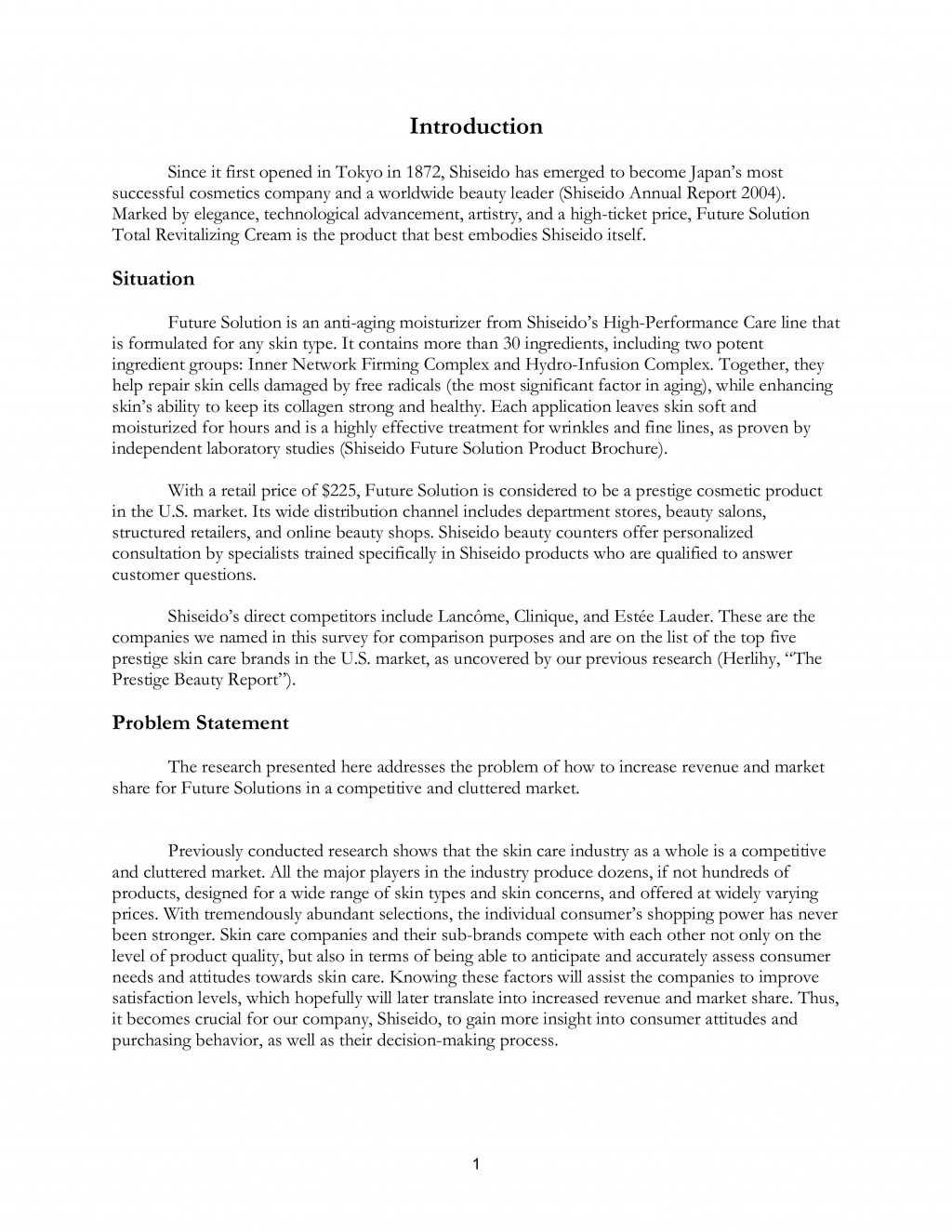 002 Stirring Market Research Report Template Sample  Excel FreeLarge