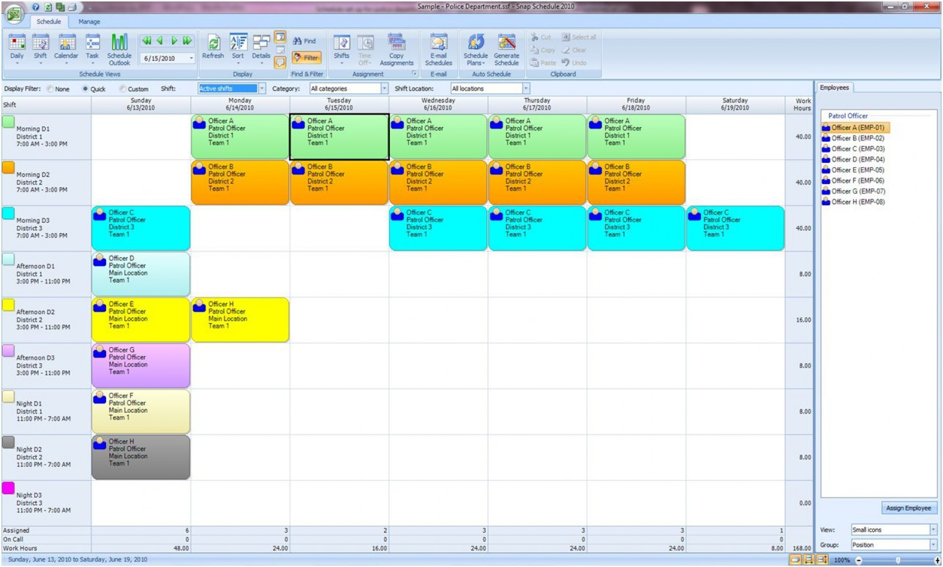 002 Striking 8 Hour Shift Schedule Template Sample  Best Rotating Example Work Day1920