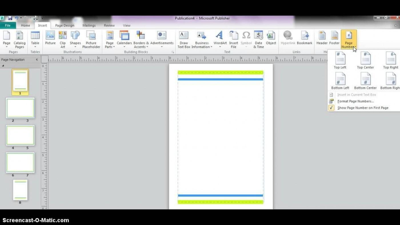 002 Striking Microsoft Publisher Booklet Template Image  2007 Brochure Free Download Handbook1400