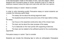 002 Striking Racism Essay Highest Quality  Brainly Writing Competition Tagalog