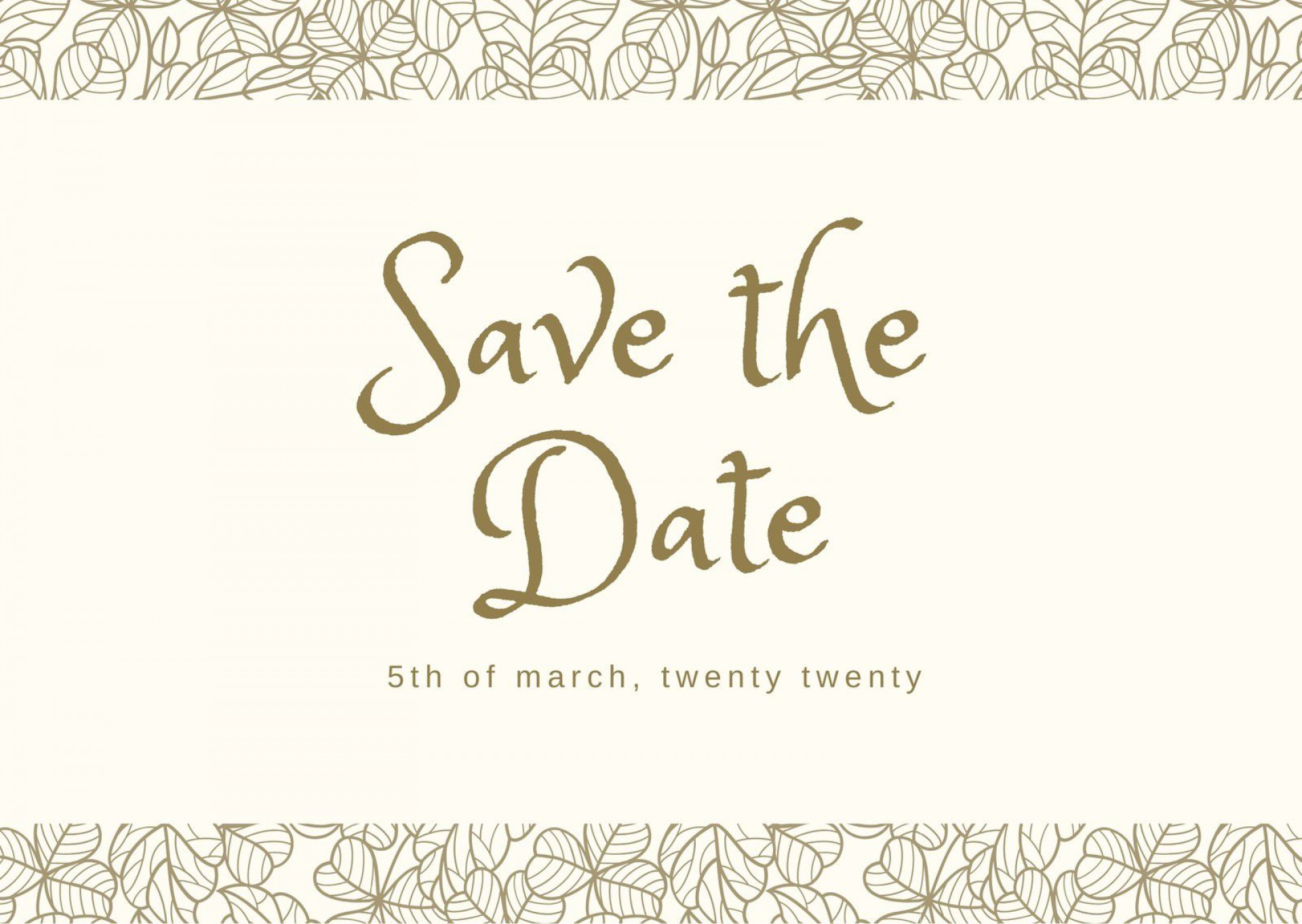 002 Striking Save The Date Postcard Template High Definition  Diy Free Birthday1920