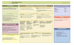 002 Striking Strategic Plan Template Excel Sample  Action Communication