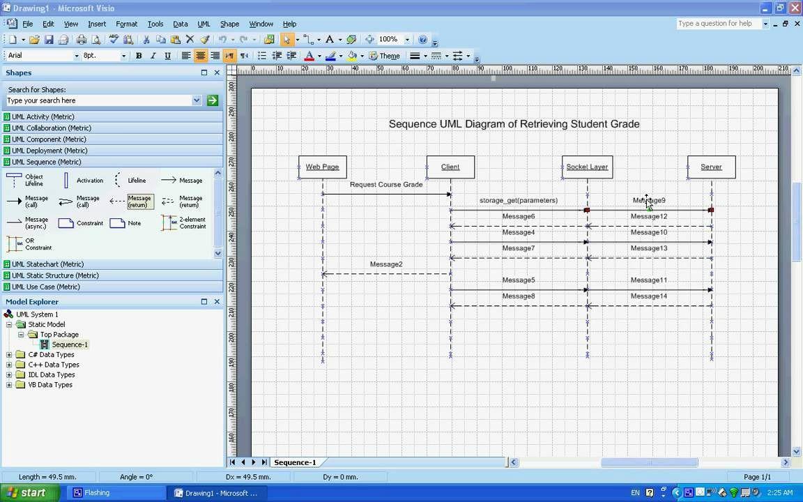 002 Striking Use Case Diagram Microsoft Visio 2010 Picture Full