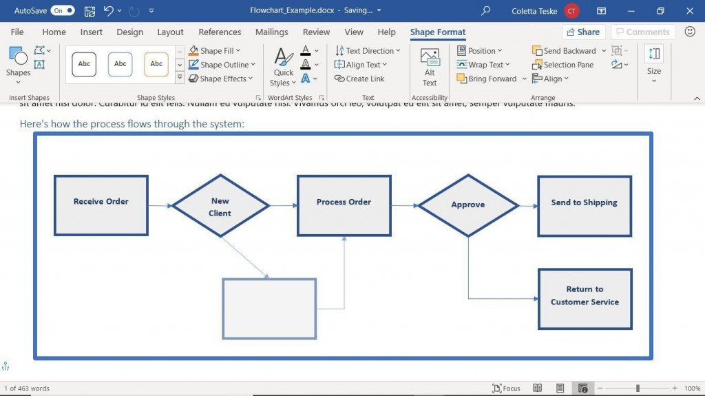 002 Stunning Free Flowchart Template Excel 2010 Image Large