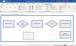 002 Stunning Free Flowchart Template Excel 2010 Image