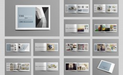 002 Stunning In Design Portfolio Template Inspiration  Templates Interior Layout Indesign Free