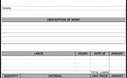 002 Stunning Maintenance Work Order Template Photo  Form Free Sample