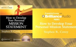 002 Stunning Personal Mission Statement Template Concept  Templates Example Student Good