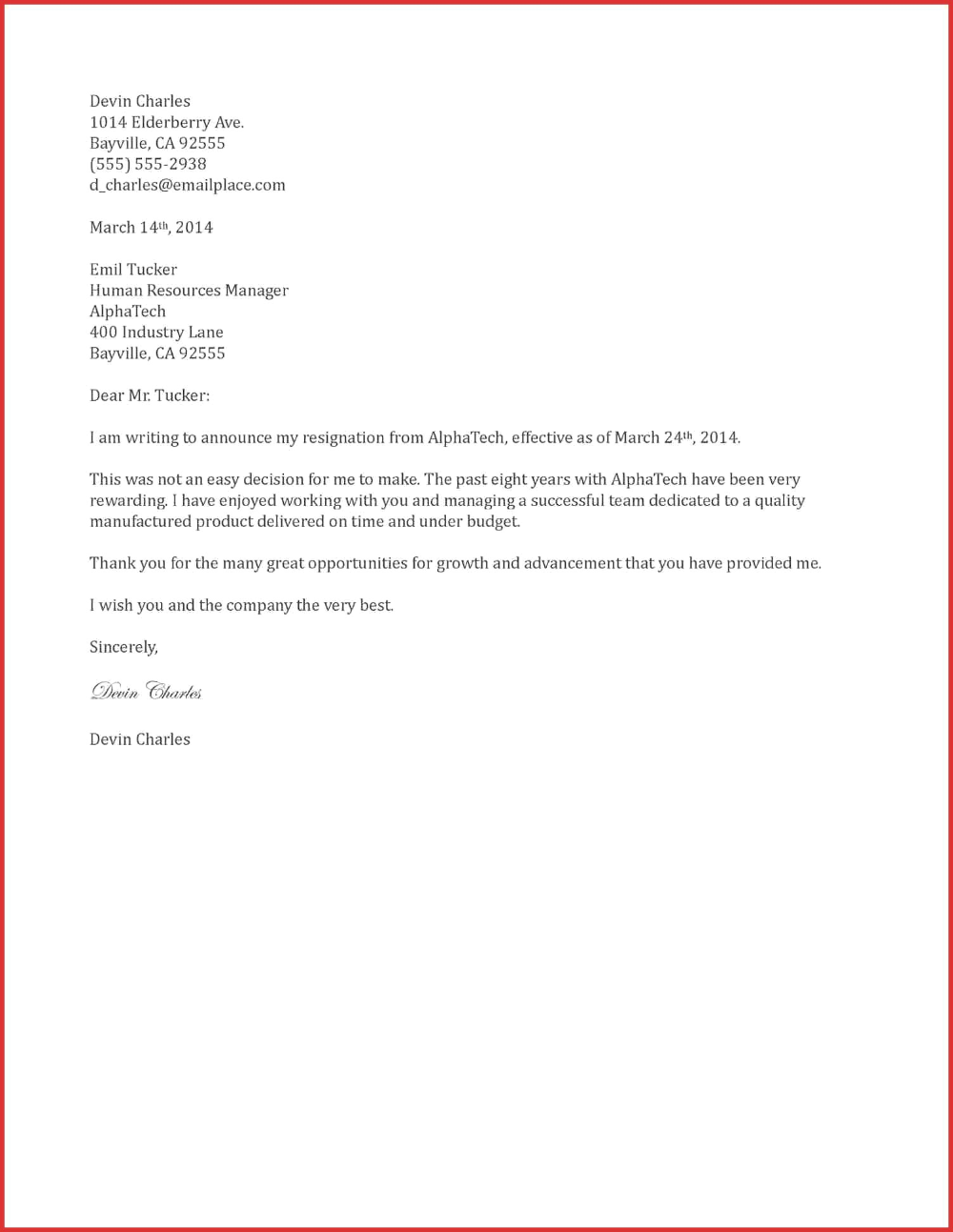002 Stupendou 2 Week Notice Template Word High Def  Free MicrosoftFull