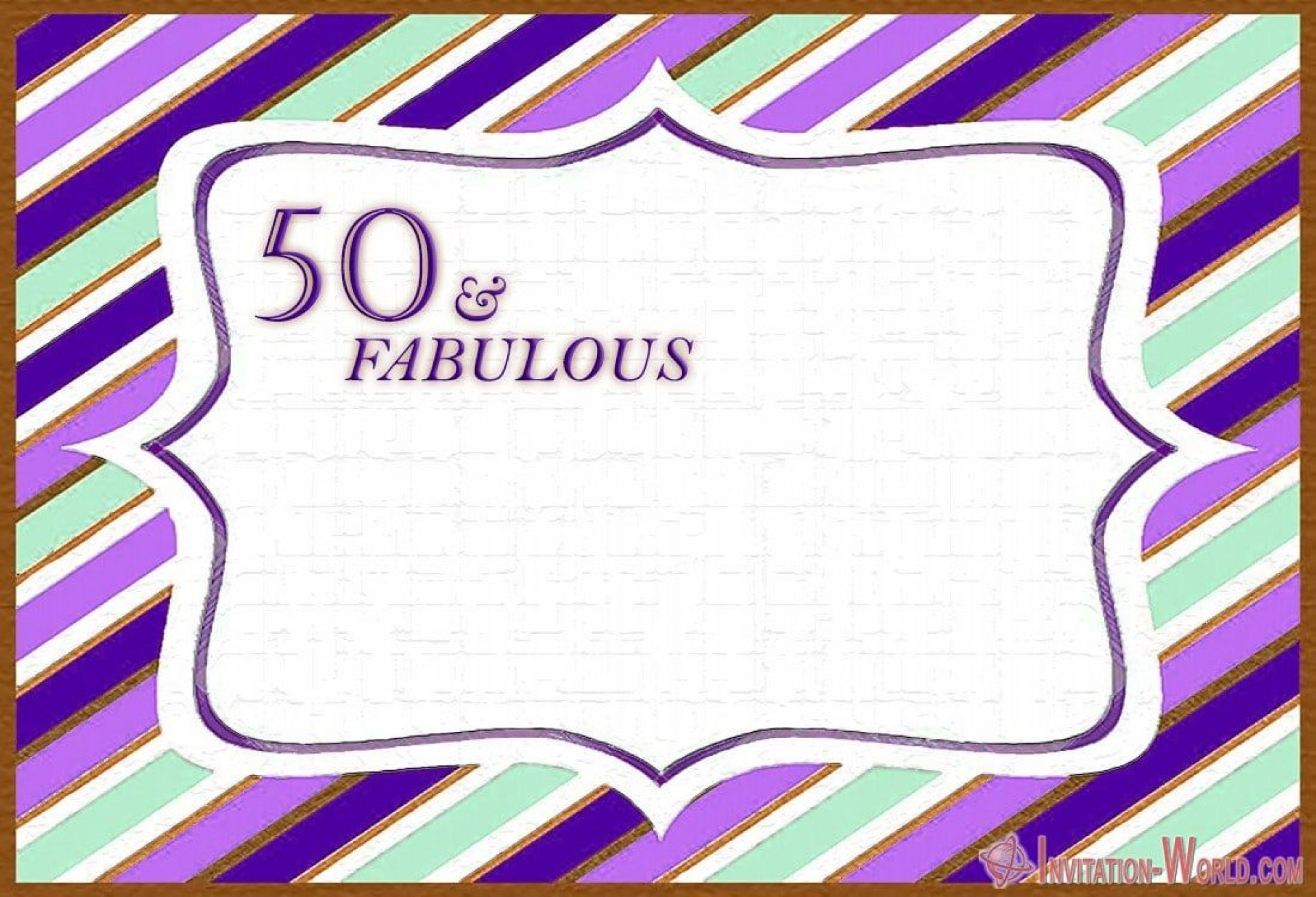 002 Stupendou Birthday Invitation Template Word 2020 High Definition 1920