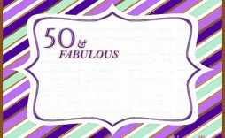 002 Stupendou Birthday Invitation Template Word 2020 High Definition