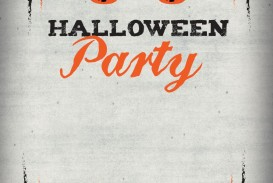 002 Stupendou Free Halloween Party Invitation Template Photo  Printable Birthday For Word Download