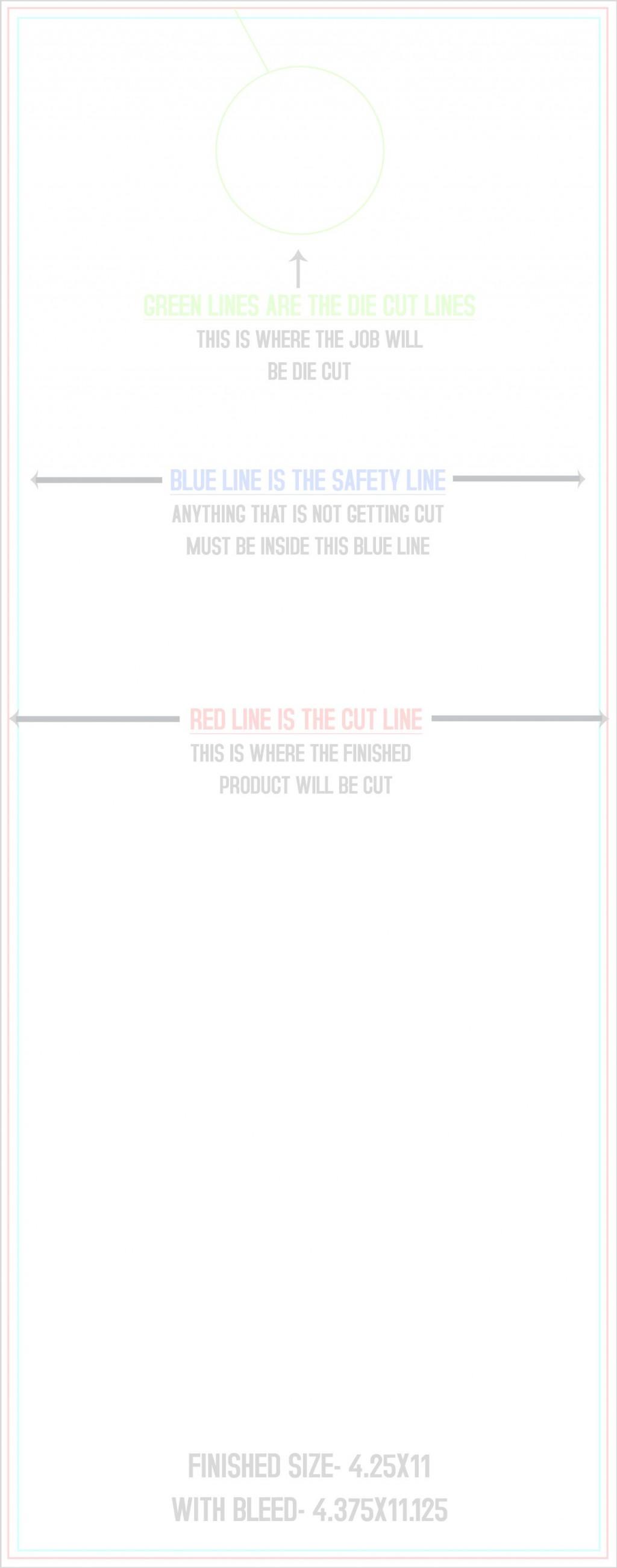 002 Stupendou Free Printable Door Hanger Template Photo  Templates Wedding EditableLarge