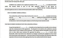 002 Stupendou Generic Room Rental Agreement Free Photo  Printable