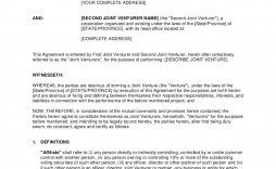 002 Stupendou Joint Venture Agreement Template Photo  South African Doc Uk Property Development