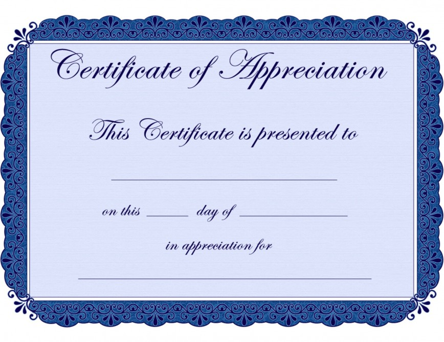 002 Stupendou Recognition Certificate Template Free Highest Quality  Employee Award Of Download Word868