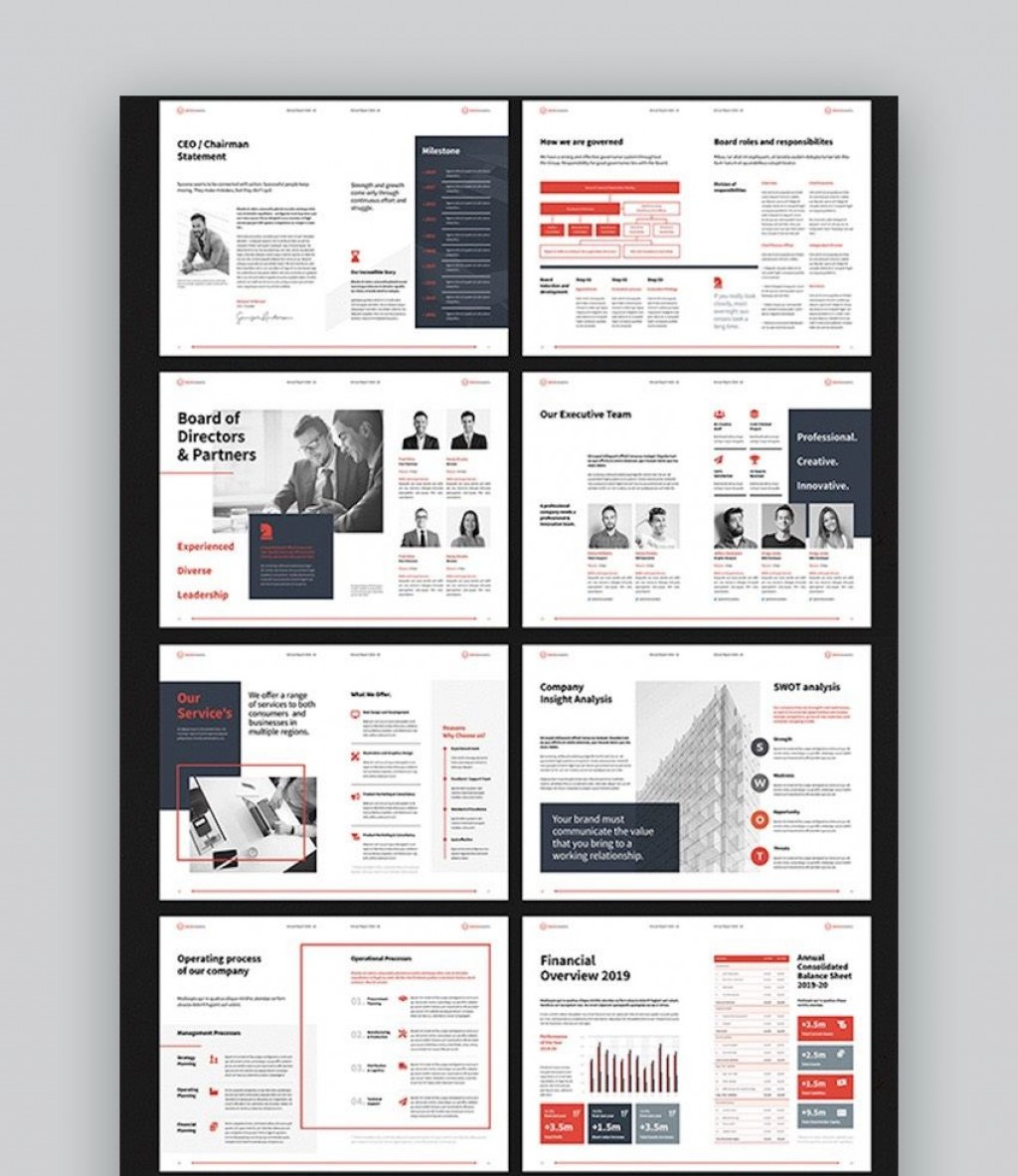 002 Surprising Annual Report Template Word High Def  Performance Rbi Format Ngo In DocLarge