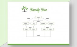 002 Surprising Family Tree Template Google Doc Image  Docs I There A On Free Editable