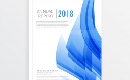 002 Surprising Free Download Annual Report Cover Design Template Photo  Templates Indesign In Word