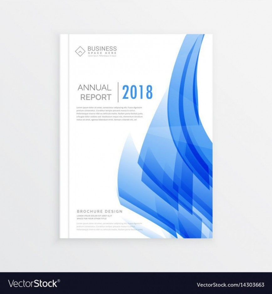 002 Surprising Free Download Annual Report Cover Design Template Photo  In Word Page868