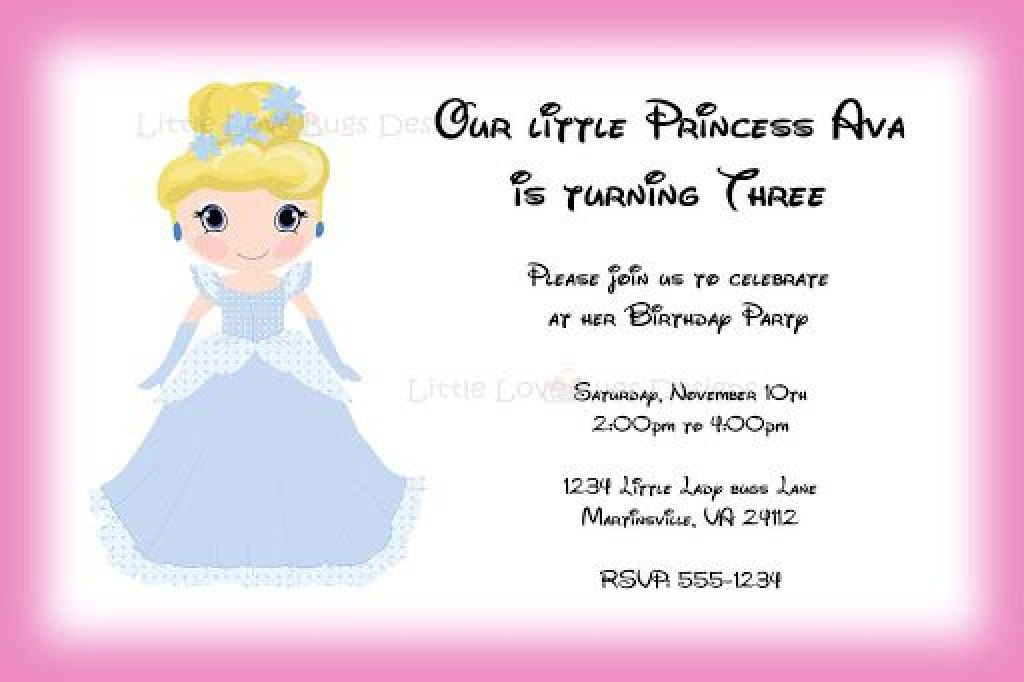 002 Surprising Free Online Birthday Invitation Maker Printable Highest Quality  1st CardLarge