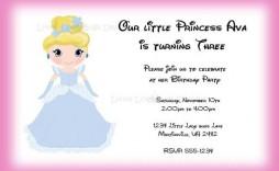 002 Surprising Free Online Birthday Invitation Maker Printable Highest Quality  1st Card