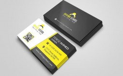 002 Surprising Free Photoshop Busines Card Template Sample  Blank Download Adobe Psd Mockup