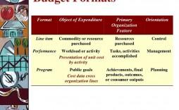 002 Surprising Line Item Budget Format Idea  Sample Template Spreadsheet