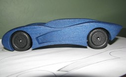 002 Surprising Pinewood Derby Car Design Template Photo  Fast Wedge