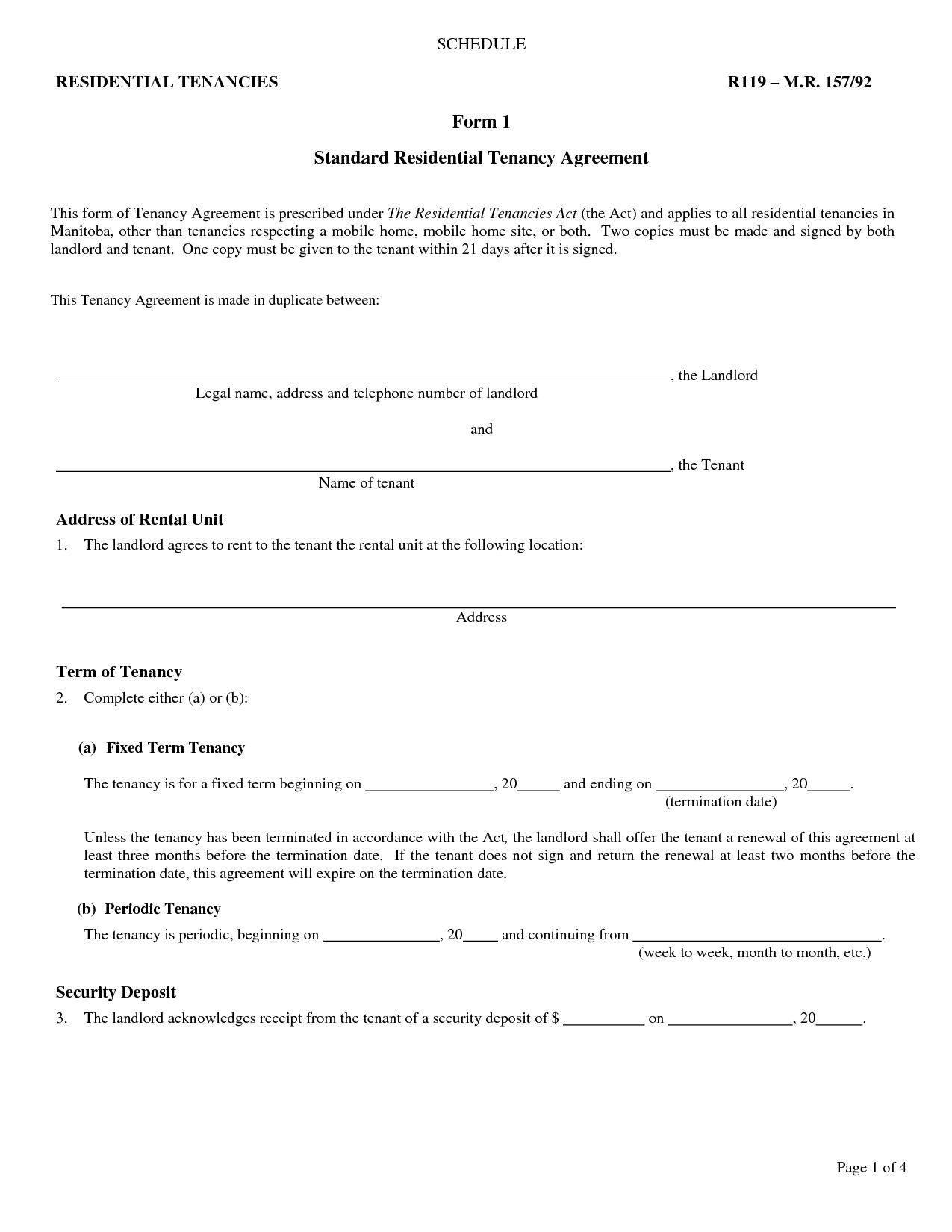 002 Surprising Renter Lease Agreement Template High Definition  Apartment Form Early Termination Of By Tenant South Africa FreeFull