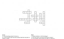002 Surprising Robust Crossword Clue Design  Vigorou Reliable Dan Word 4 7