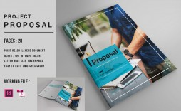 002 Top Free Busines Proposal Template Indesign Photo