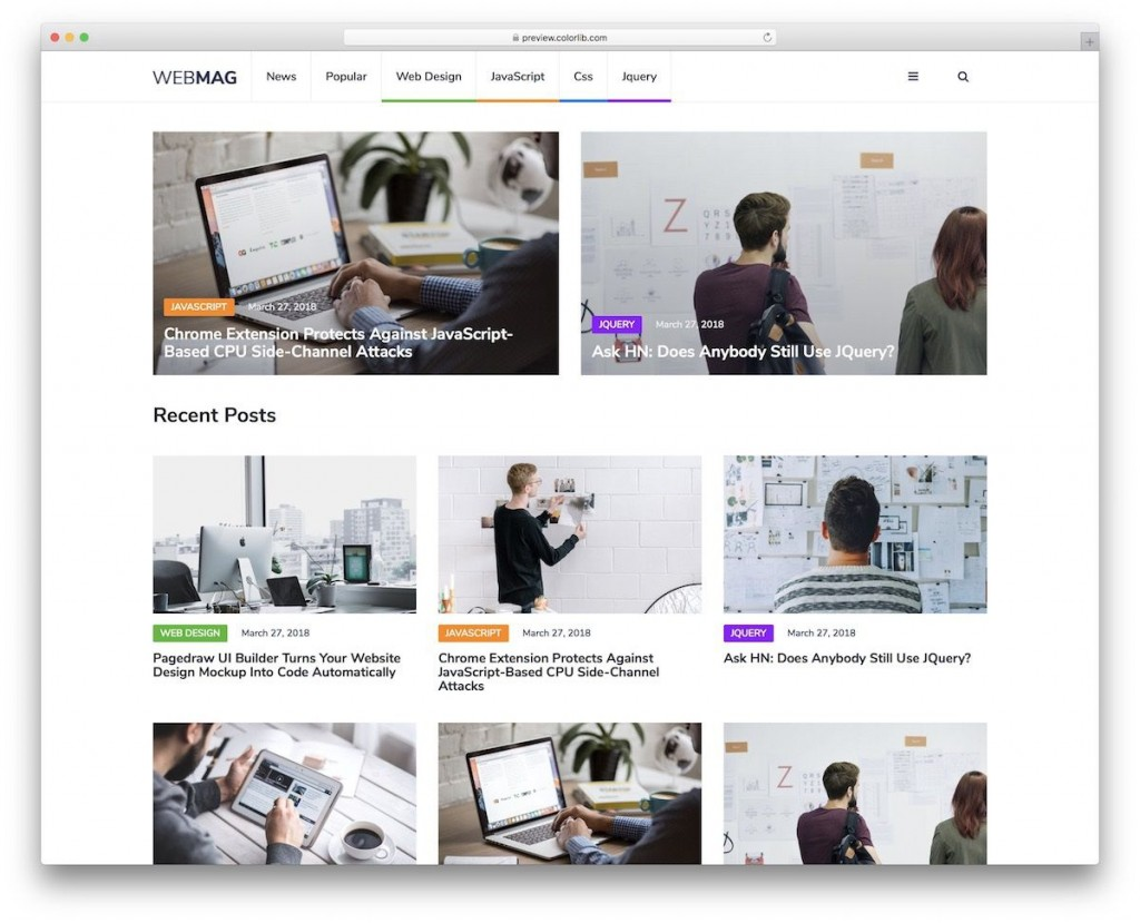 002 Top Free Cs Professional Website Template Download Idea  Html With JqueryLarge
