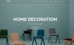 002 Top Interior Design Website Template Image  Templates Company Free Download Html