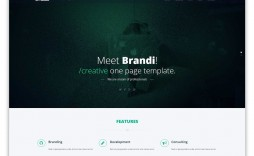 002 Top One Page Responsive Website Template Bootstrap Free Inspiration  Download