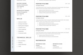 002 Top Resume Template Word 2016 High Definition  Cv Microsoft Download Free