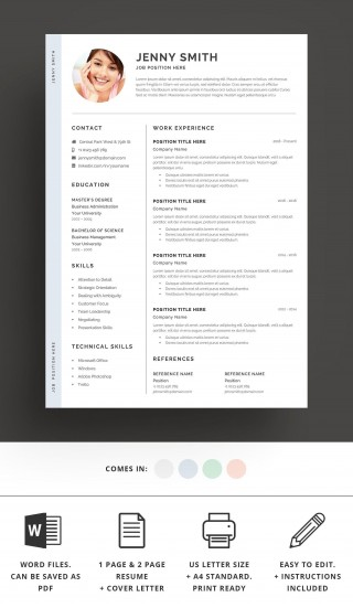 002 Top Resume Template Word 2016 High Definition  Cv Microsoft Download Free320