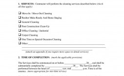 002 Top Service Contract Template Doc High Resolution  Docx Simple Level Agreement