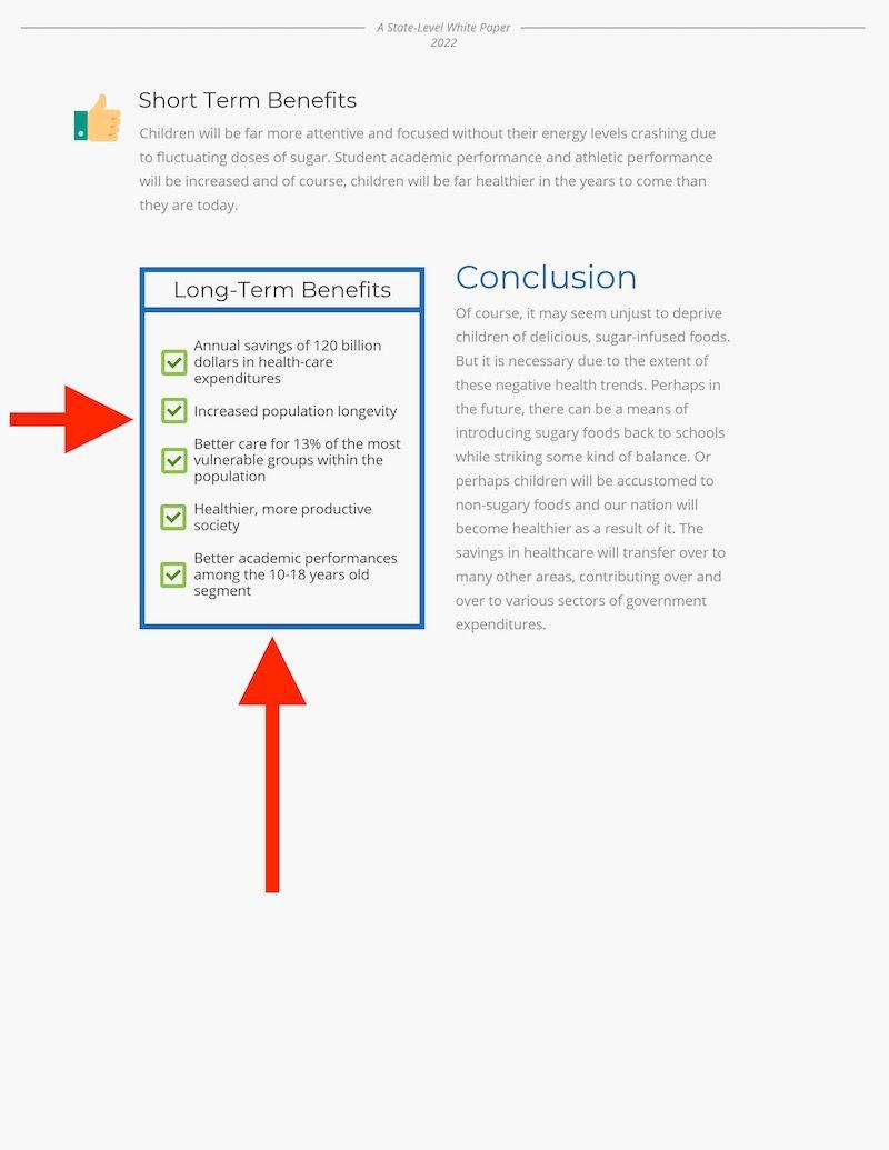 002 Top White Paper Outline Sample Image Full