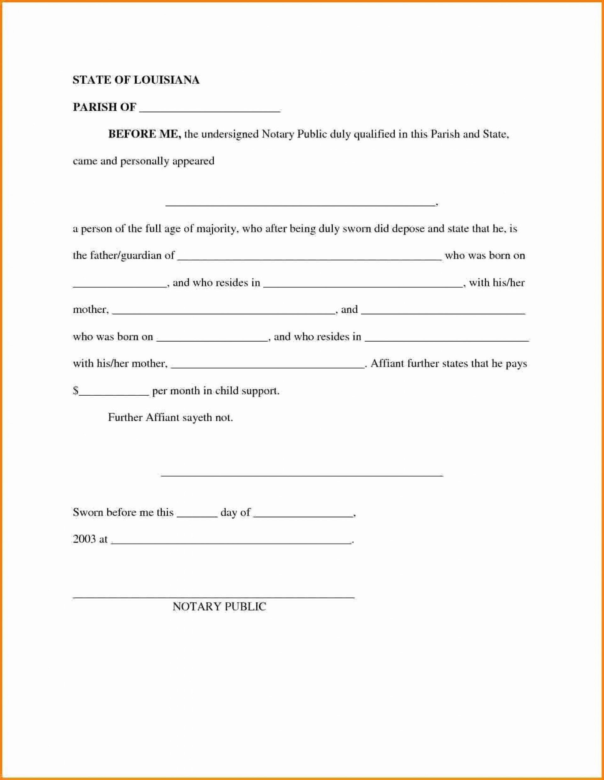 Child Relocation Agreement Template ~ Addictionary