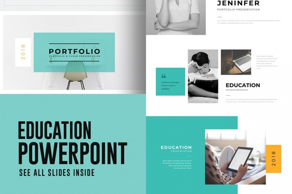 002 Unbelievable Free Education Powerpoint Template Photo  Templates Physical Download Downloadable For Teacher DesignLarge