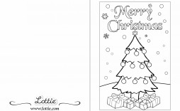 002 Unbelievable Free Printable Holiday Card Template Image  Templates Christma Tent Recipe Gift Holder