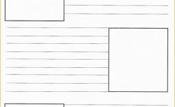 002 Unbelievable Free Printable Newsletter Template Design  Templates For Church Preschool