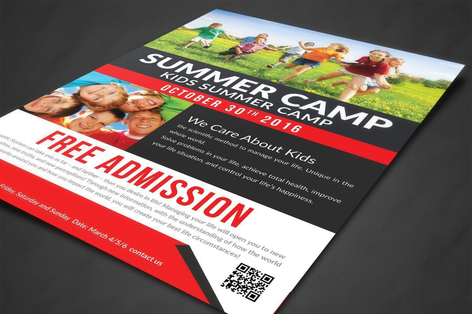 002 Unbelievable Free Sunday School Flyer Template Picture  Templates1920