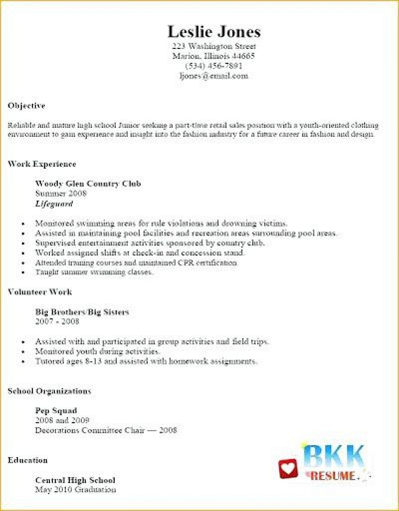 002 Unbelievable Resume Template For Teen High Def  Teenager First Job Australia1400