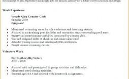 002 Unbelievable Resume Template For Teen High Def  Teens Teenager First Job Australia